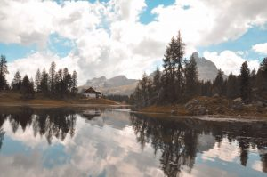 croda da lago