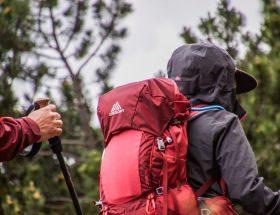 Cosa mettere nello zaino da trekking per un giorno