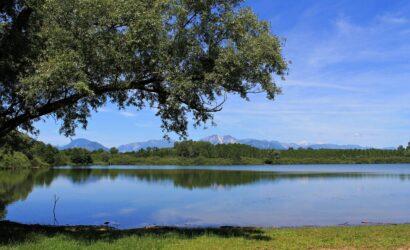 lago di ragogna percorso